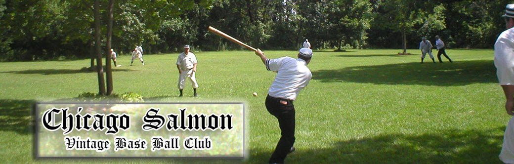 Chicago Salmon Vintage Ball Club