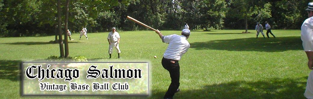 Chicago Salmon Vintage Ball Club